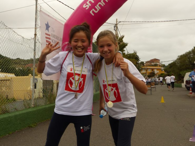 Carrera Solidaria, Run-a-thon